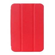 Чехол Smart Case Премиум для планшета Samsung Galaxy Tab S2 8.0 SM-T719, 715, 713, 710 (Красный)