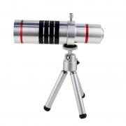 Универсальная портативная линза телескоп х18 zoom для Apple iPhone 5/5S/SE