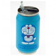 Термо-банка с трубочкой Cat Doraemon 300 мл