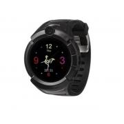 Умные детские часы с камерой и фонариком Smart GPS Watch Q360 GW600 (Черный)