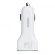 Автомобильное зарядное устройство Remax Car Charger 3 USB 3.6A RCC301 (Белый)