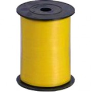 Лента (0,5 см х 500 м) Жёлтый