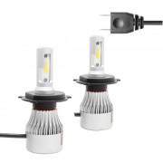 Светодиодные лампы для автомобильных фар XPX H7
