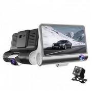 Видеорегистратор автомобильный XPX P10 с тремя камерами