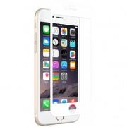 Матовое защитное стекло для iPhone 6, 6S (Белое)