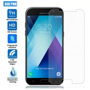 Защитное стекло для Samsung Galaxy S6 Edge (Прозрачный)