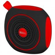 Портативная Bluetooth акустика Interstep SBS-110 (красно-черная)