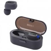 Bluetooth-наушники с микрофоном Interstep TWS SBH-520 (Черные)