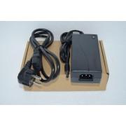 Блок питания 12V 5A 5,5*2,5 mm сеть EU086C