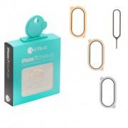Защитное кольцо на камеру IPhone 7 Plus Coteetci