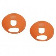Накладка для AirPods super slim оранжевая
