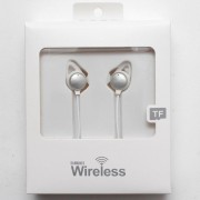 Наушники Bluetooth T1S QCY белые