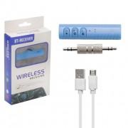 Bluetooth адаптер 801 синий (90 mAh 3-4h)