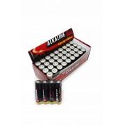 Батарейки Alkaline AA Souser LR6 (40 шт.) арт. 144997