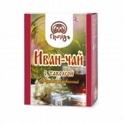Иван-чай гранулированный с цветом таволги глубокой ферментации с насыщеным вкусом НПО Промёд 100 г
