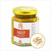 Мёд натуральный цветочный с кедровыми орешками НПО Промёд 250 г