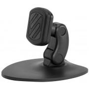 Магнитный автомобильный держатель на торпедо Scosche MagicMount Mini Mat (Черный)
