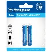 Батарейки 2 шт. Westinghouse LR03 AAA Dynamo Alkaline-BP2