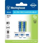 Аккумулятор (2 шт) Westinghouse 800 mAh R03 AAA-BP2