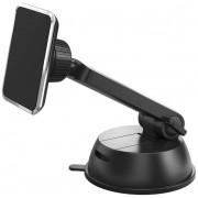 Автомобильный магнитный держатель для телефона Axper Magic Dash (Черный)