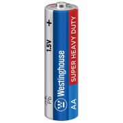 Солевая батарейка Westinghouse R6 AA Super Heavy Duty-BP4