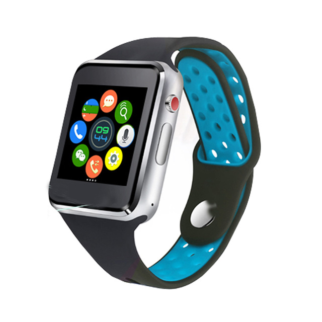 Часы Smart Baby Watch M3 (Синий)