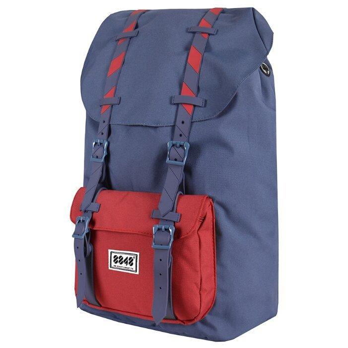 Рюкзак 8848 111-006-0011 (Синий-красный)