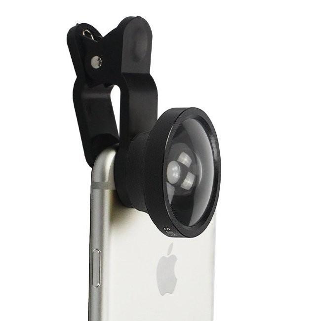 Универсальный объектив для смартфона Широкоугольный Super Wide 0.5x