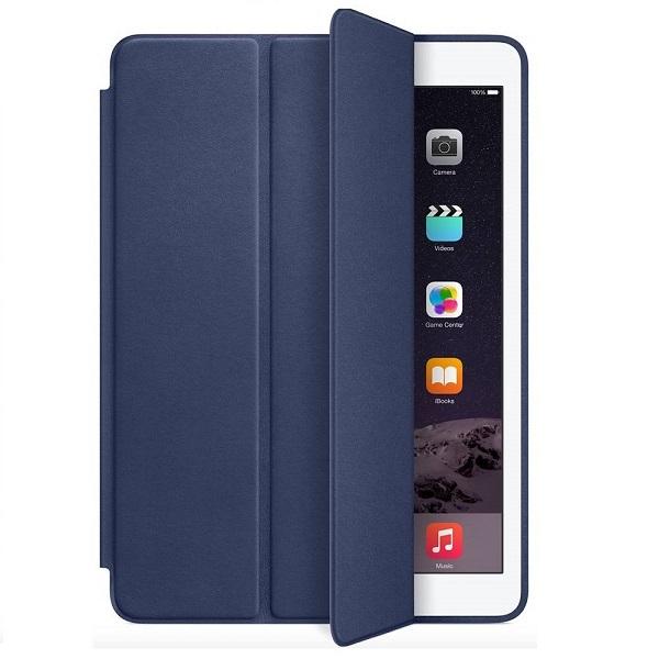 Чехол Smart Case Премиум для планшета Apple iPad Mini 2/3 (Темно-синий)