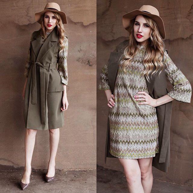 Новое модное платье NEW'15
