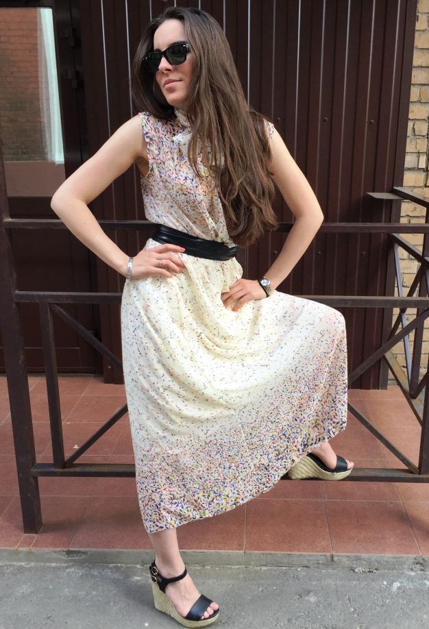 Легкое, стильное платье подчеркивающее Вашу женственность