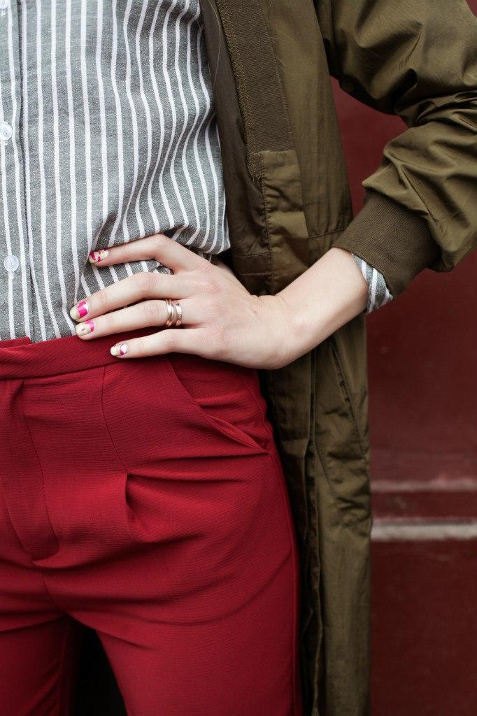 Стильные модные брюки NEW