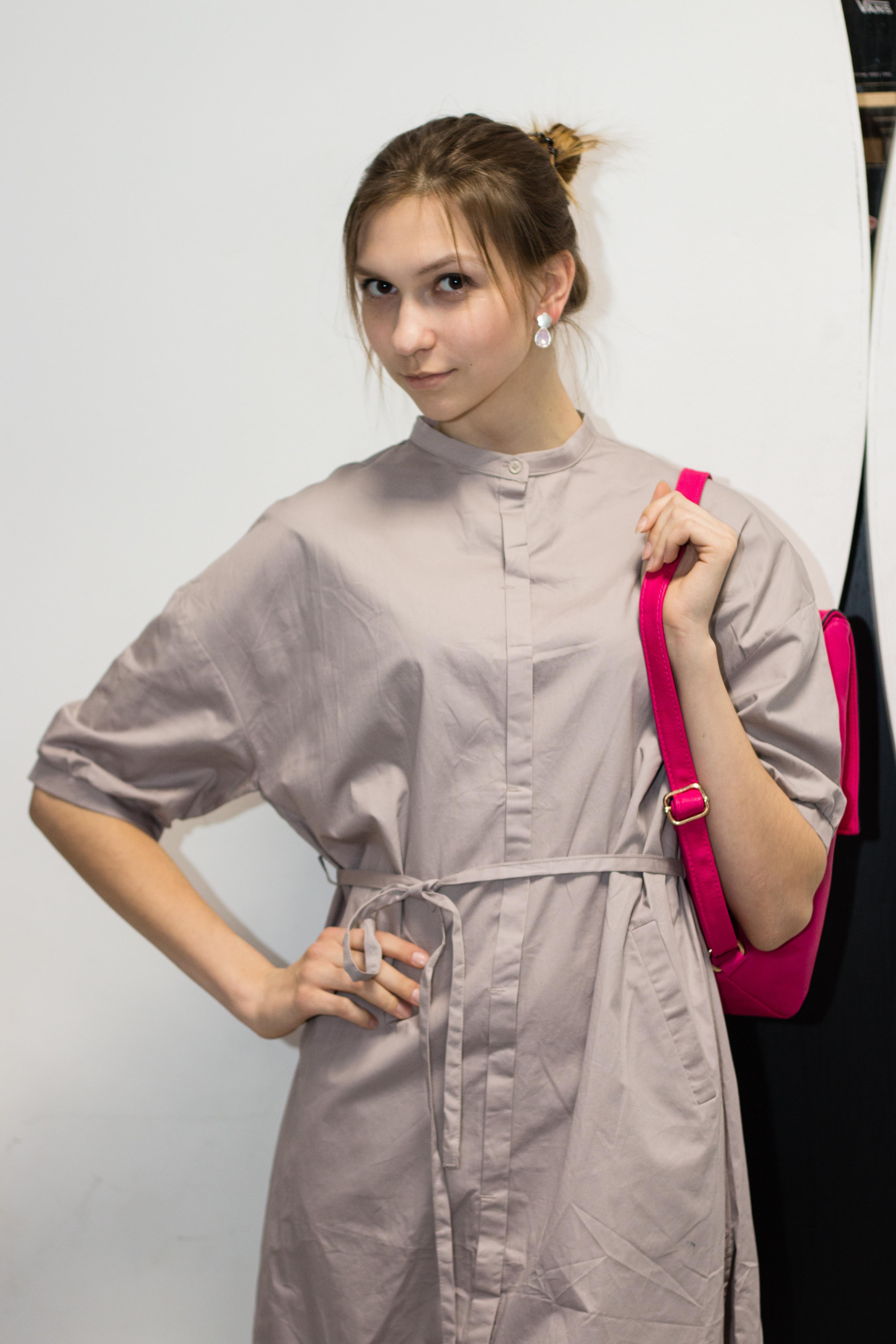Стильное платье модель 11