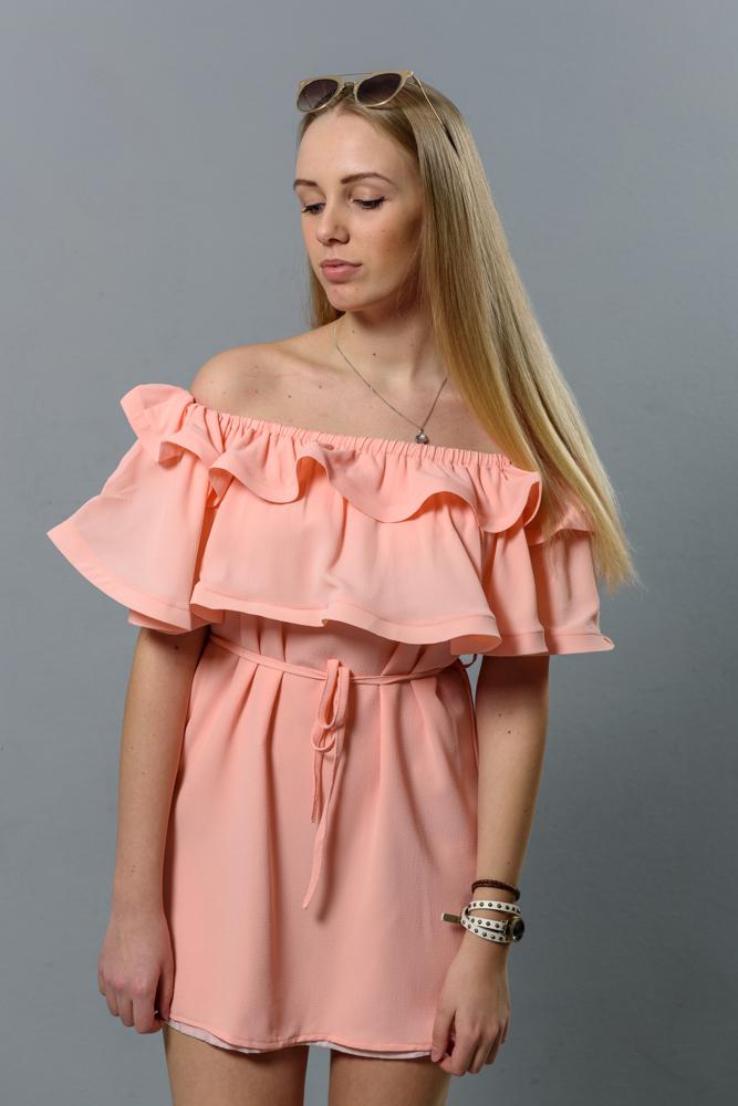 Стильное платье модель 3