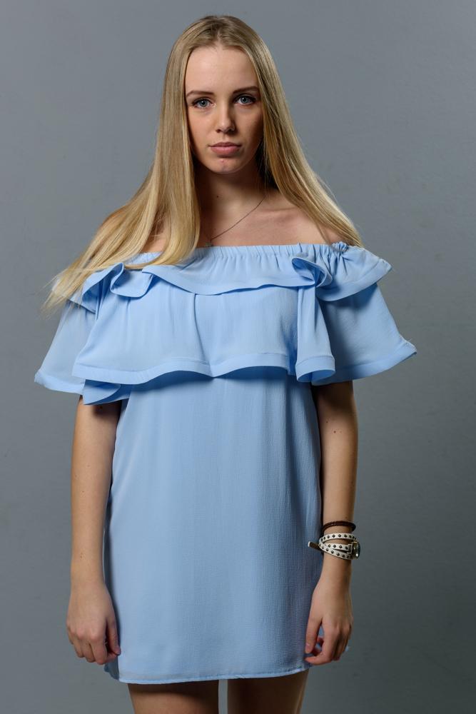 Стильное платье модель 4