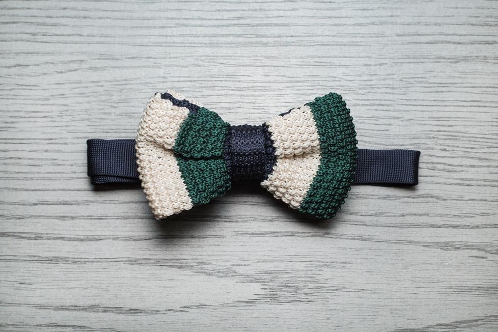 Мужской галстук-бабочка модель №1