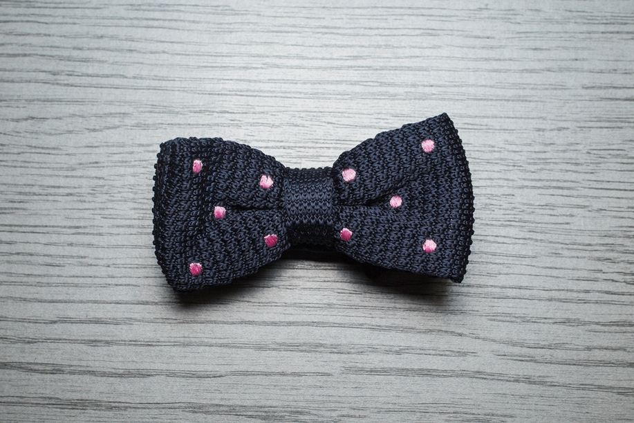Мужской галстук-бабочка модель №2
