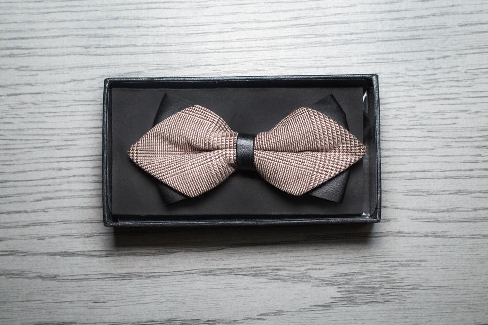 Мужской галстук-бабочка модель №8