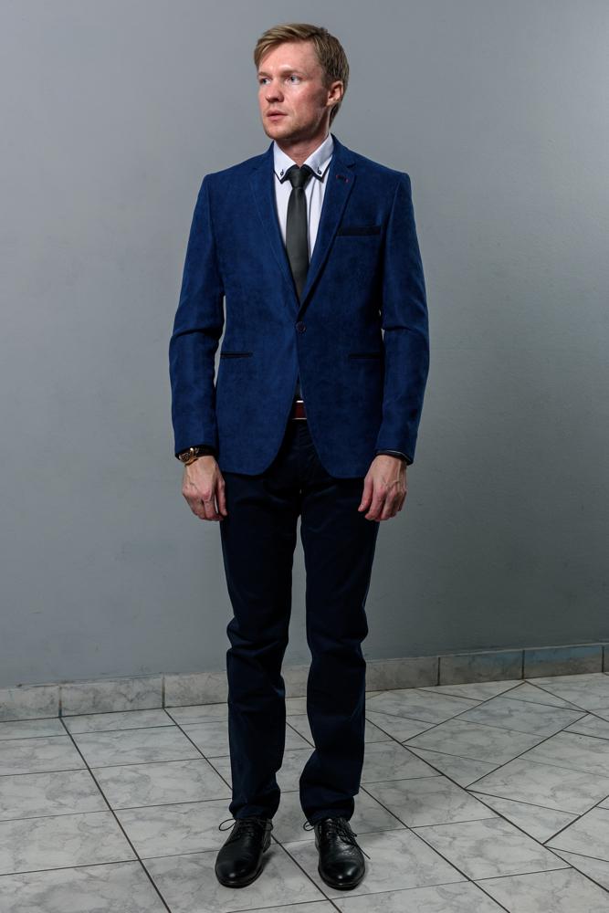 Стильный мужской пиджак модель 2