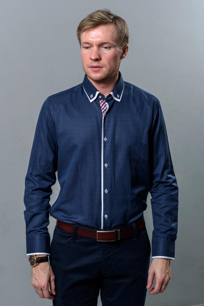 Стильная мужская рубашка модель 3