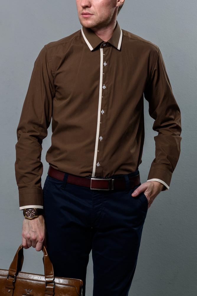 Стильная мужская рубашка модель 4