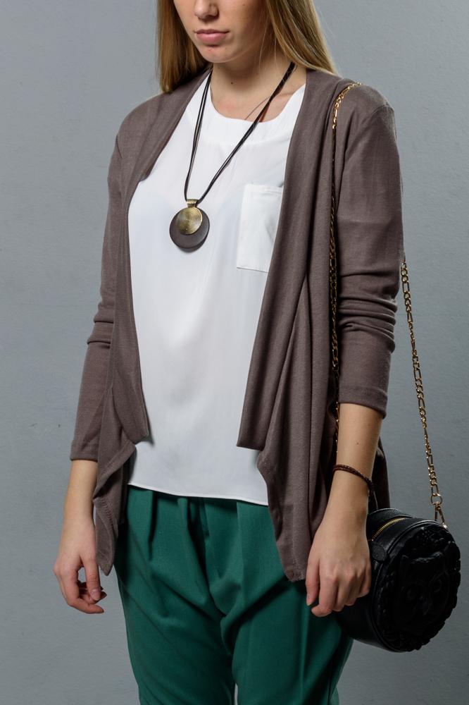 Стильная женская кофта модель 2