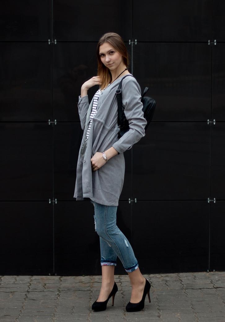 Стильная женская кофта модель 4