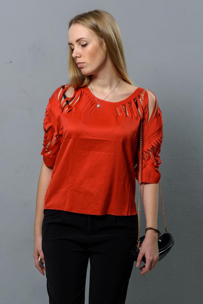 Стильная женская рубашка модель 1