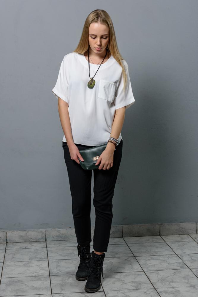 Стильная женская рубашка модель 3