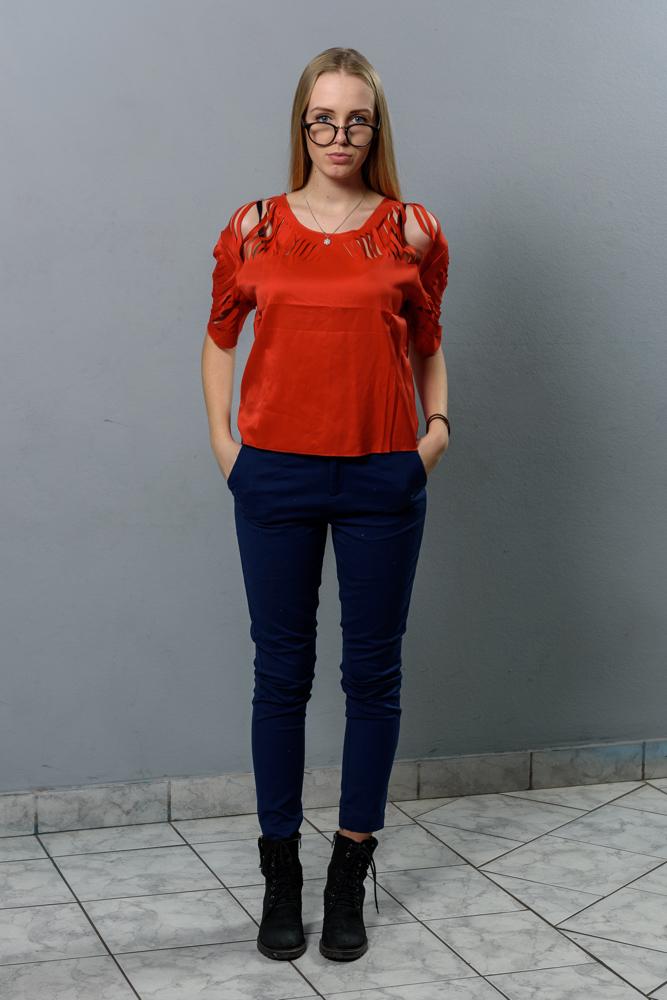 Стильная женская рубашка модель 4