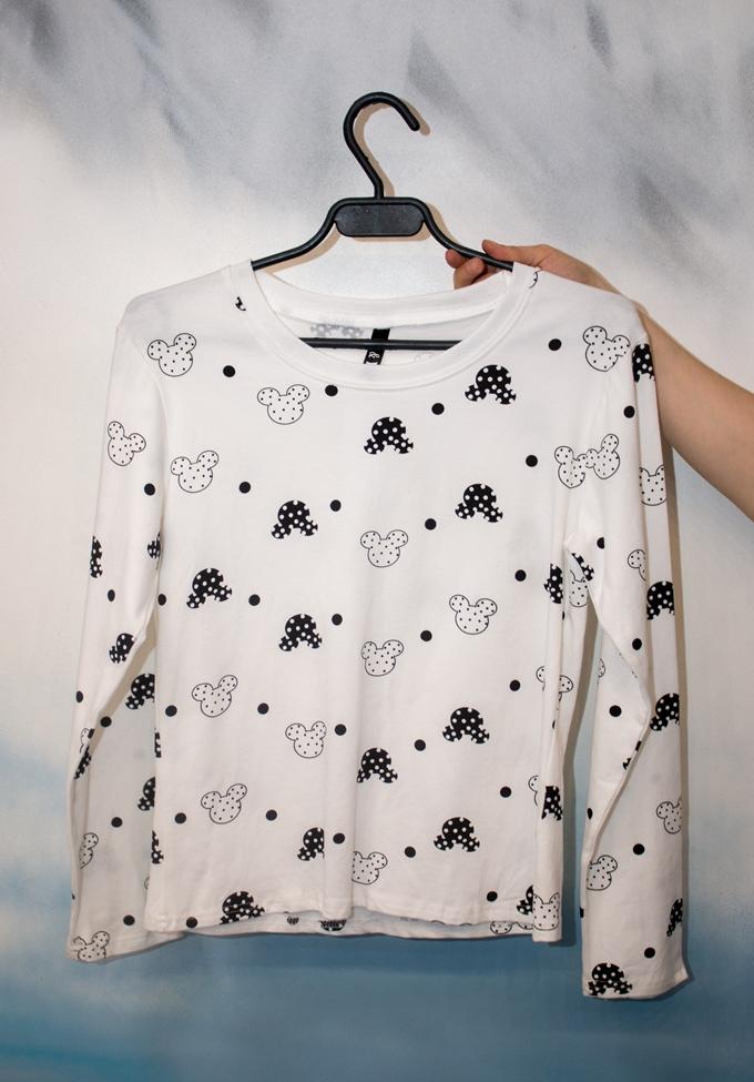 Стильные женские футболка модель 7