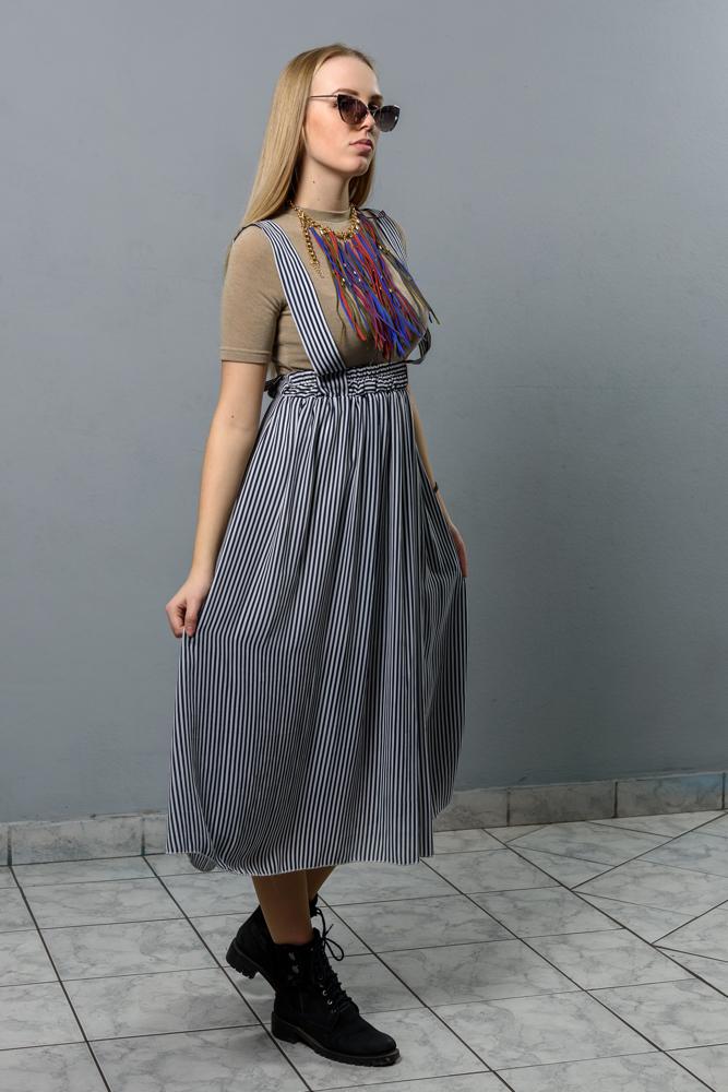 Стильная юбка модель 3