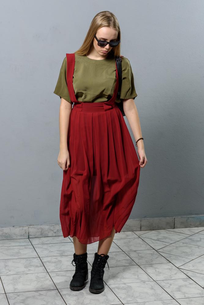 Стильная юбка модель 5