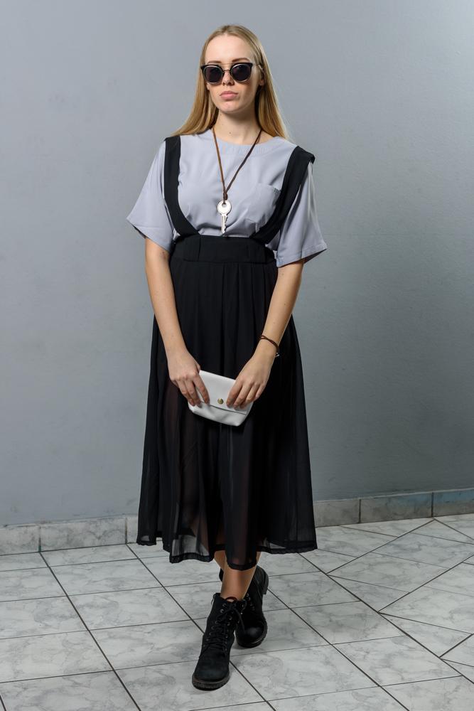 Стильная юбка модель 6